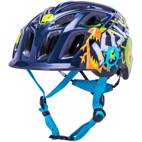 Kali Chakra Monsters Helmet Kids black